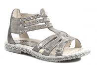 Primigi CLARI 1648000 Sandalo in pelle argento